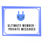 Ultimate Member - Private Messages