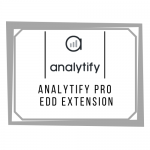 Analytify Pro Easy Digital Downloads Extension