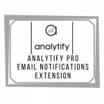 Analytify Pro Email Notifications Extension