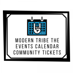 Modern Tribe The Events Calendar Community Tickets