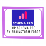 WP Schema Pro by Brainstorm Force