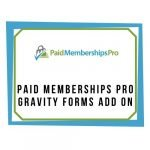 Paid Memberships Pro - Gravity Forms Add On